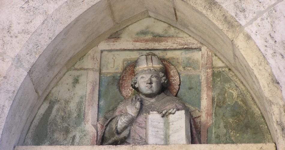 Bischof am Regensburger Dom